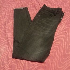 Denim - Size 12 black rue 21 jeans